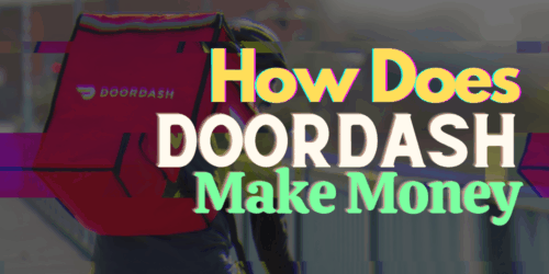 how does doordash make money