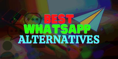 best whatsapp alternatives featured