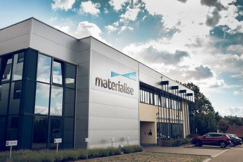 Materialise Belgium office
