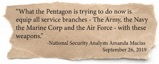 btm pentagon quote