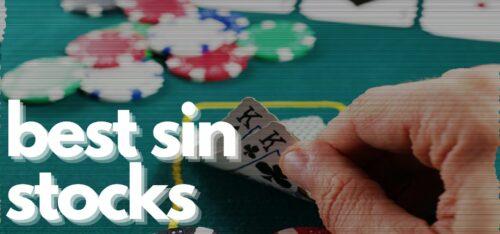 best sin stocks