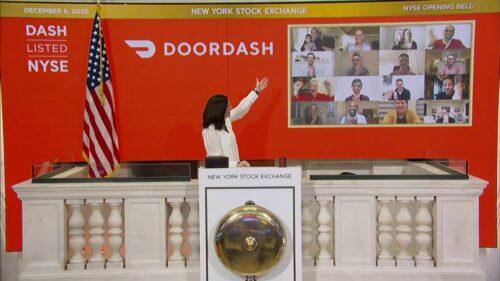 who owns doordash