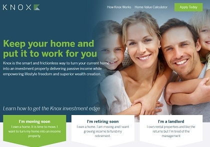 How does Knox financial work?