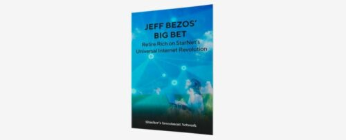 Jeff Bezos' Big Bet