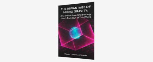 The advantage of micro gravity
