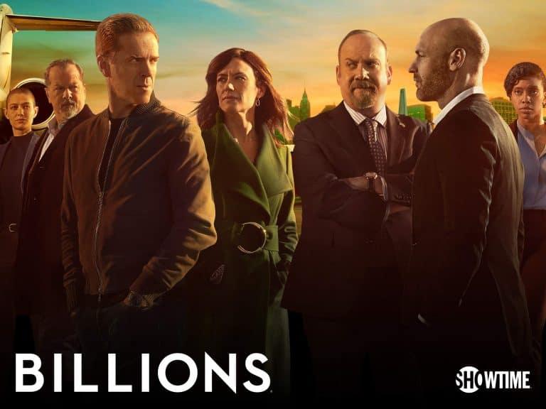 billions stock market tv show