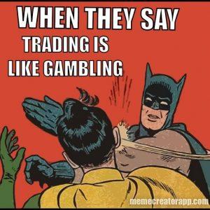 meme trading gambling