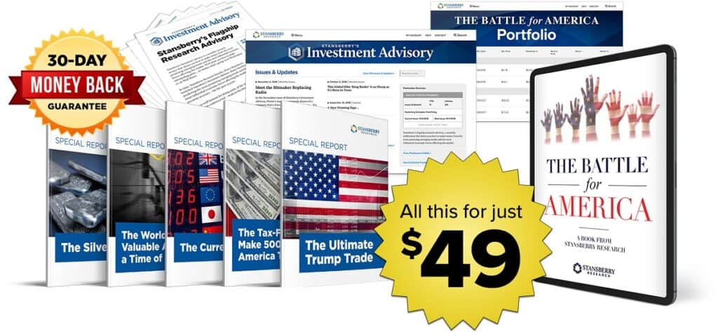 stansberry investment advisory cost review