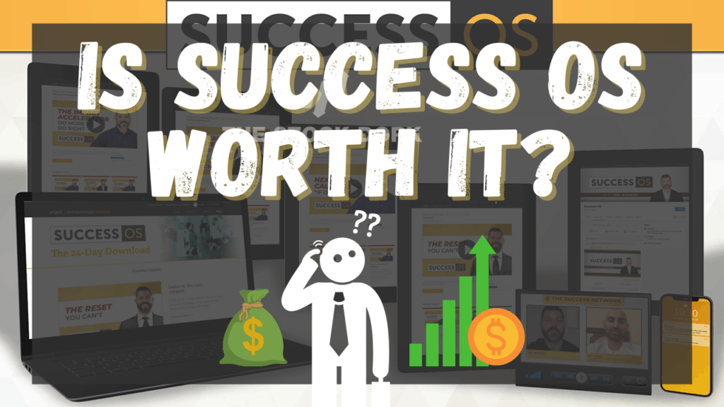 is success os worth it