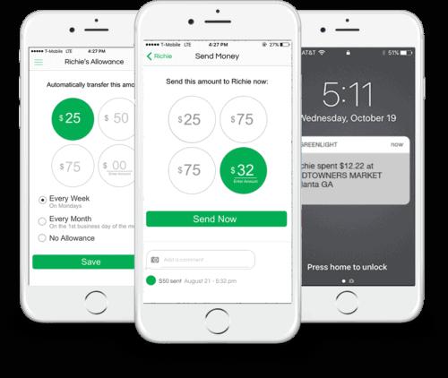 Greenlight app