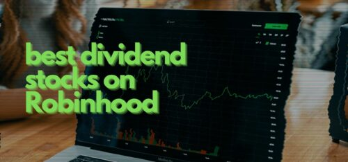 dividend stocks on robinhood