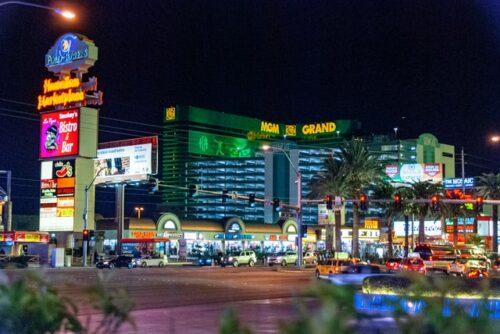 MGM Grand resort
