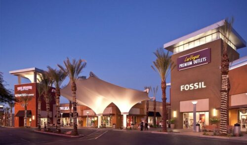 Simon Property Group outlet mall