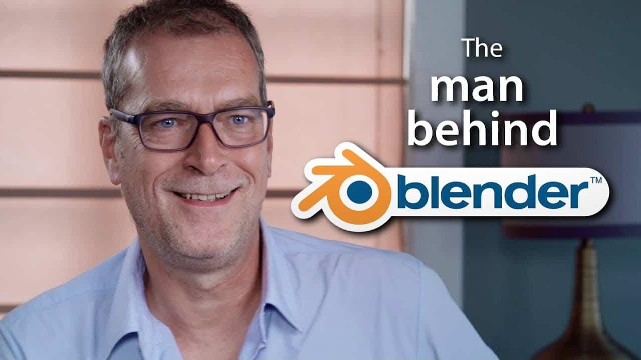 Who owns Blender?