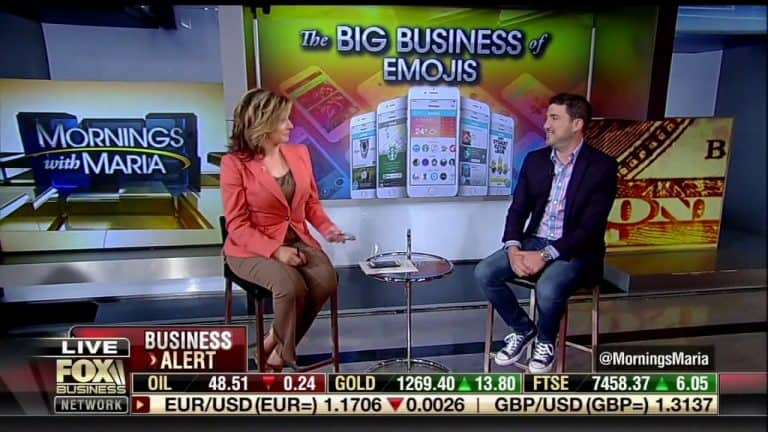 mornings with maria stock market tv show