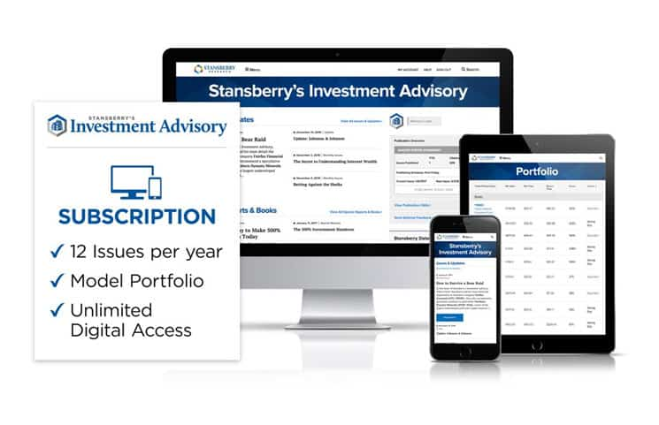 stansberry investment advisory review