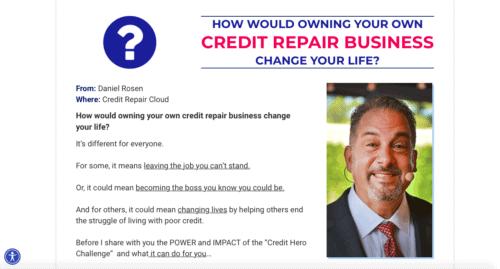 Credit repair cloud review