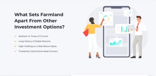 Invest in farmland FarmTogether