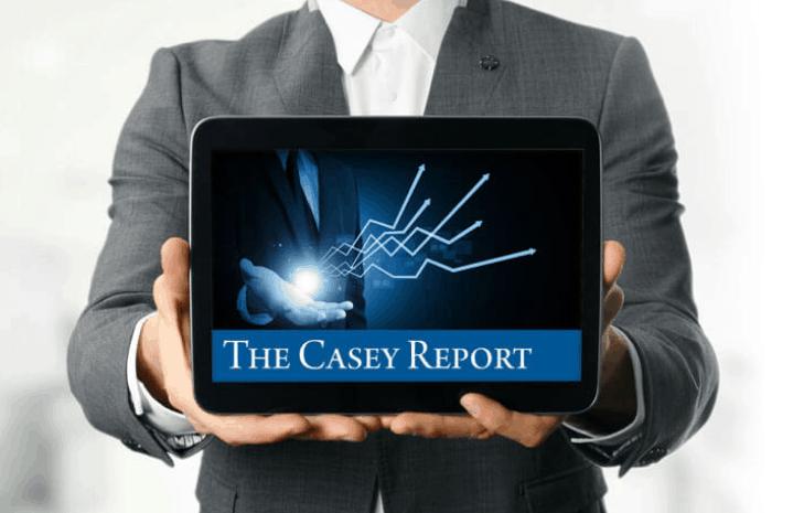 casey research model portfolio