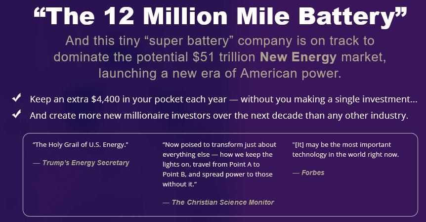 profits unlimited battery reviews