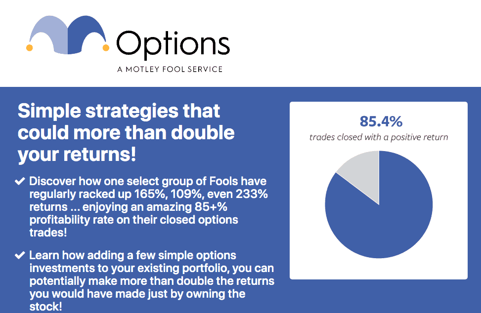 motley fool options education review
