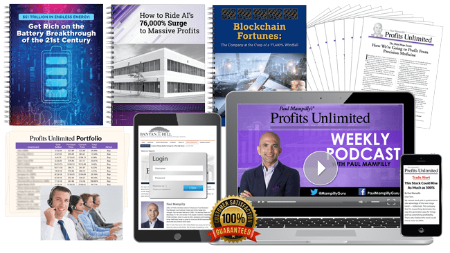 profits unlimited review package