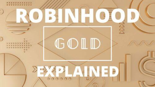 Robinhood Gold review