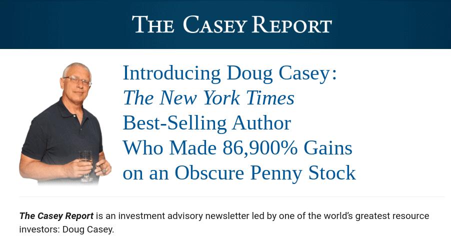doug casey review