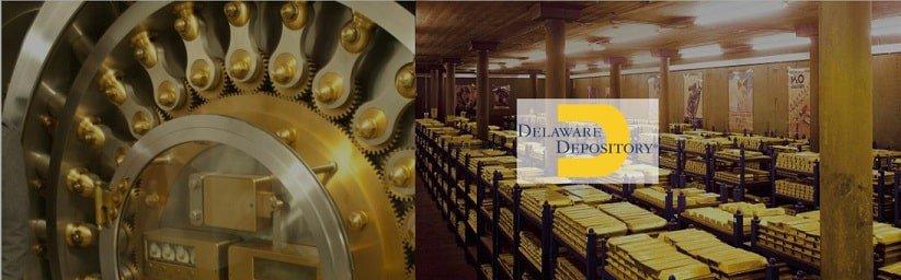inside delaware depository