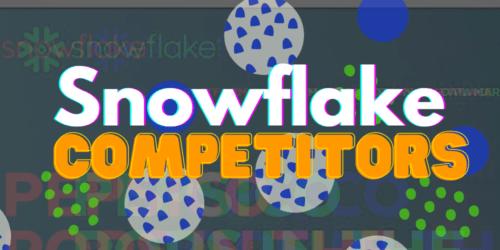Snowflake Competitors