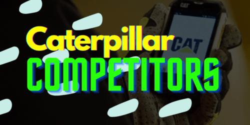 Caterpillar Competitors
