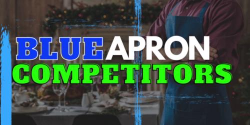 Blue Apron Competitors