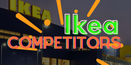 Ikea Competitors