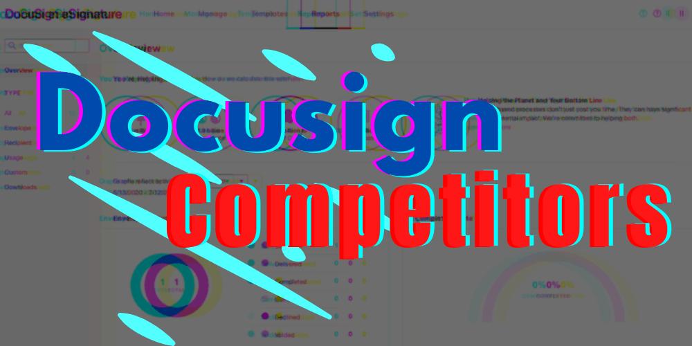 DocuSign Competitors