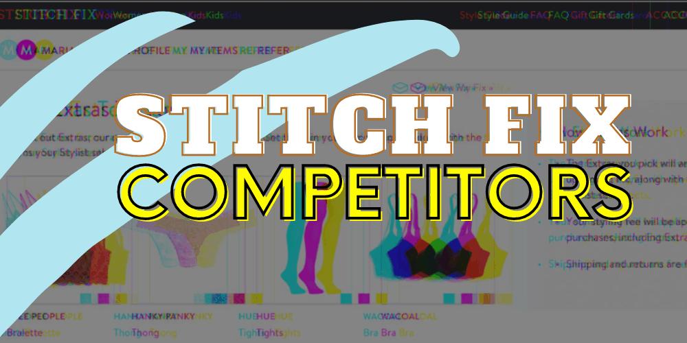 Stitch Fix Competitors