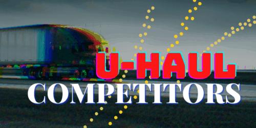U-Haul Competitors