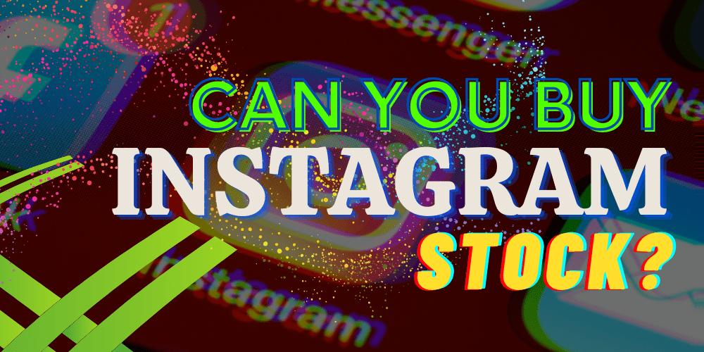 Instagram stock featured