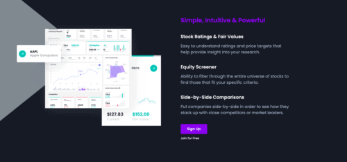 EquitySet review: EquitySet features