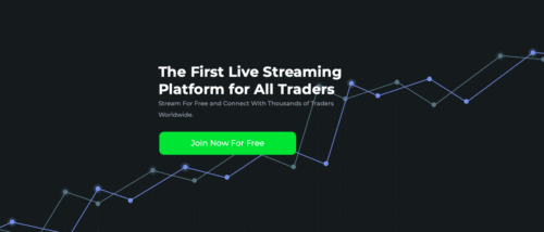TradeCaster review: Live Streams