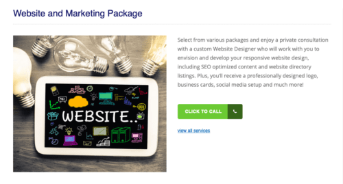 Inc Authority Review: Website and marketing package