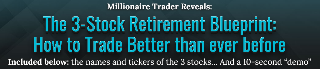 3 stock retirement review