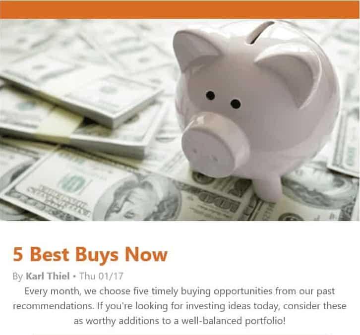 fool rule breakers review best buys now