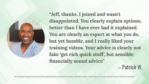 3 stock retirement blueprint reviews