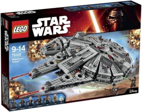 Lego stock: Millenium Falcon kit