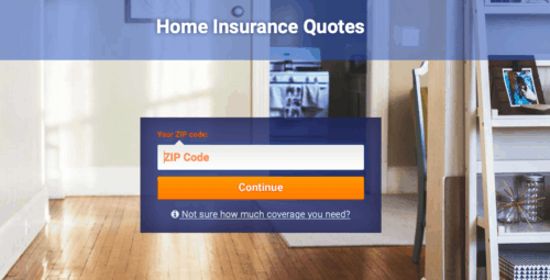 EverQuote review: Home insurance