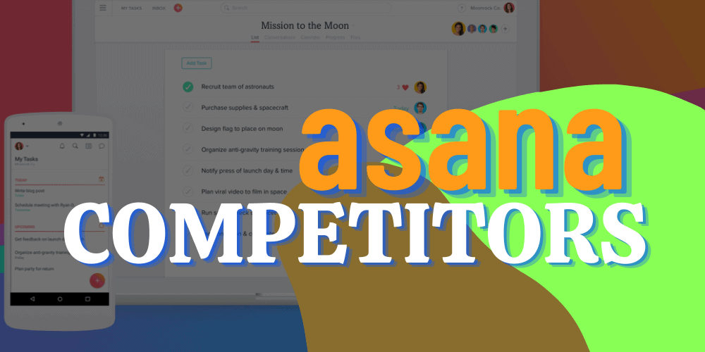 Asana Competitors