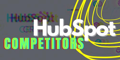 Hubspot Competitors