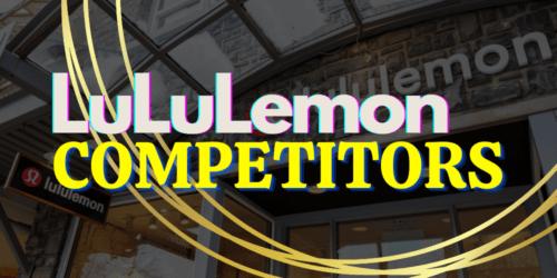 Lululemon Competitors