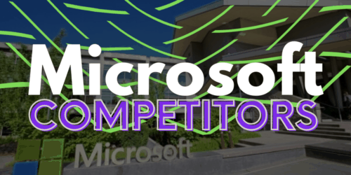 Microsoft Competitors