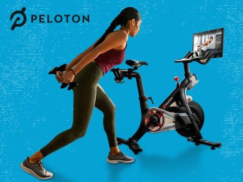 Best gym stocks Peleton